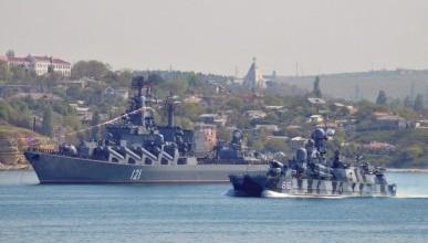 Черноморский Флот - в цифрах уходящего 2014 года