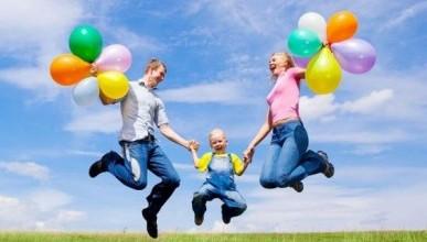 Праздник для детей и их родителей в «Золотой Балке»