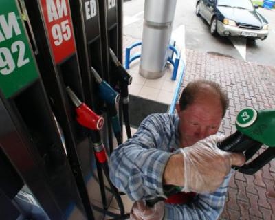 Бензиновый скандал закончится масштабными проверками заправок