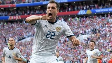 Сборная России по футболу, не играя с Хорватами, уже выиграла