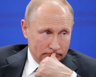 Как Путин отреагировал на поражение сборной РФ