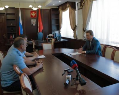 Губернатор Севастополя нашёл общий язык с новым прокурором