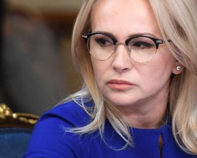 Cенатор от Республики Крым Ольга Ковитиди пристыдила Грецию