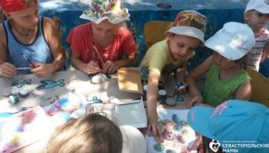 Севмамы помогли детям из соцприюта в Севастополе снова улыбаться (ФОТО)