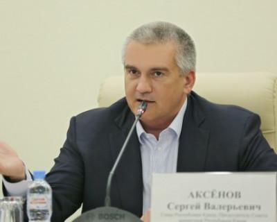 Аксёнов проверит самострои в Крыму!