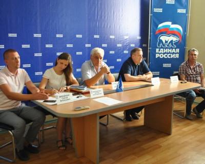 Итоги расширенного заседания «Единой России» в Севастополе
