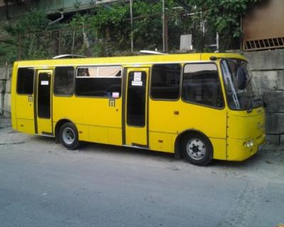 Севастопольцы лишились автобуса