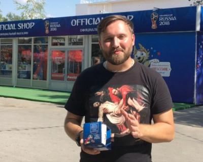 Послевкусие: идеальный сервис в магазинах сувениров ЧМ-2018 (ВИДЕООПРОС)