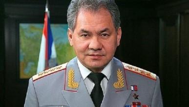 Министр обороны России Сергей Шойгу поздравил моряков с Днём ВМФ