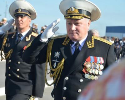 Поздравление Главнокомандующего ВМФ РФ с Днём Военно-Морского Флота