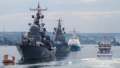 Севастополь убрали после Дня ВМФ