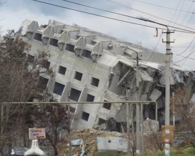 """Третий """"сакральный"""" взрыв в Севастополе (видео, эксклюзив)"""