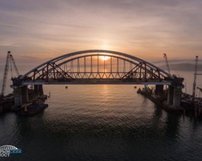 Крымский мост бьёт рекорды