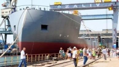 АО судостроительный завод «Залив» захватили