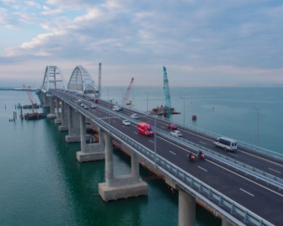 Что сегодня случилось на Крымском мосту