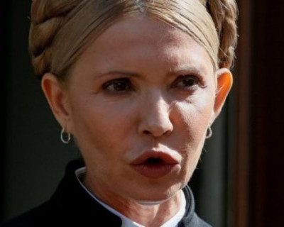 Женщина с косой лидирует в президентском рейтинге на Украине