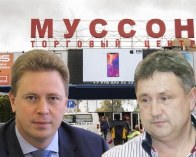 Жаркий баттл: губернатор Севастополя vs владелец «Муссона»