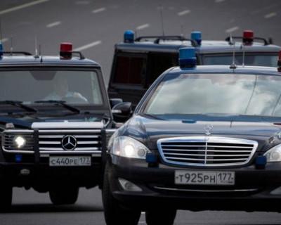 У кортежа Путина будут новые мотоциклы сопровождения (ФОТО, ВИДЕО)