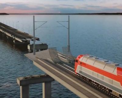 Насколько устойчивой будет ж/д часть Крымского моста?