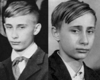 Стало известно, как маленький Путин сбегал с уроков