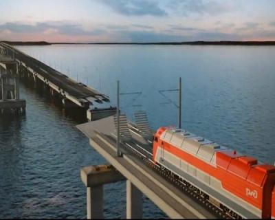 В какие города России из Крыма можно будет уехать на поезде. Совсем скоро!