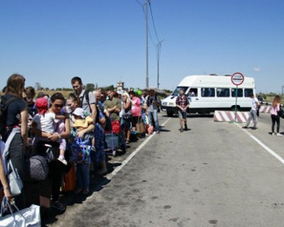 В Крыму знают, зачем украинские туристы едут на полуостров