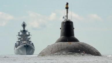 Черный гигант ВМФ России поразил иностранцев (ВИДЕО)
