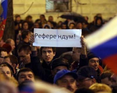 В Севастополе референдуму БЫТЬ!