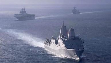 Украина столкнет флоты США и России у Крымского моста?