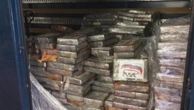 Единороссы высмеяли кокаин с логотипом партии «Единая Россия»
