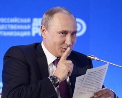 Бдительные украинцы нашли двойника российского президента