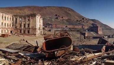 Заброшенные места в России