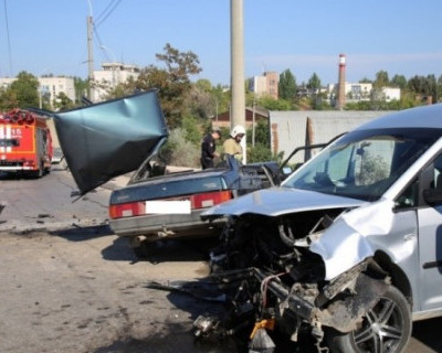 Смертельное ДТП на мосту в Крыму