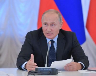 Путин обращается к россиянам!