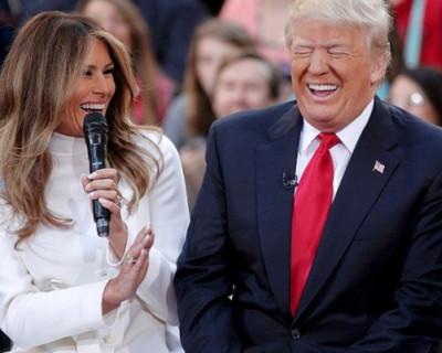 С кем живёт Дональд Трамп: с двойником или же один?