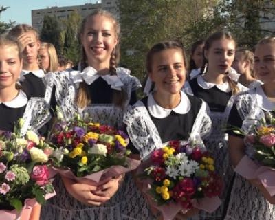 День знаний в севастопольской гимназии №7