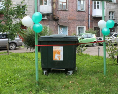 В России-матушке с ленточками открывают помойки и несуществующие остановки (ФОТО)