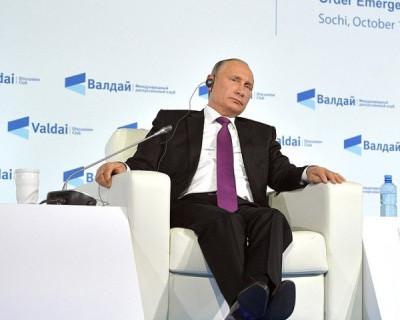 Сколько стоит кресло в резиденции Путина и туалетная вода для охранников
