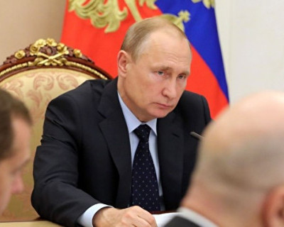 В Госдуму внесен первый пакет поправок от Путина к пенсионному законопроекту