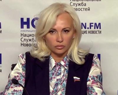 Крымский сенатор Ковитиди пообещала Украине «сюрпризы»
