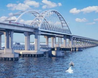 Срочно! Крымский мост повреждён
