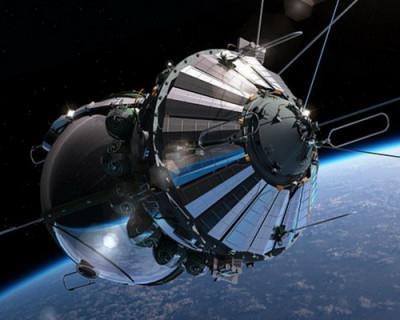 В 2014 году Россия вывела на орбиту рекордное количество космических аппаратов - 80 шт!