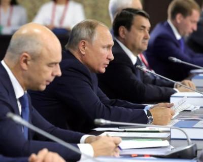 Раздраженный Путин устроил разнос министрам