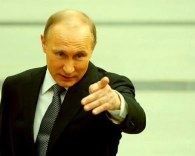 Путин «нашёл» подозреваемых в отравлении Скрипалей