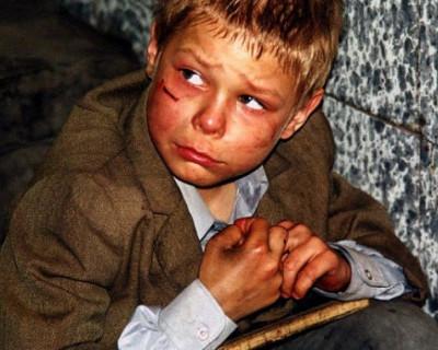 Севастопольские дети спали валетом и жили в нечеловеческих условиях