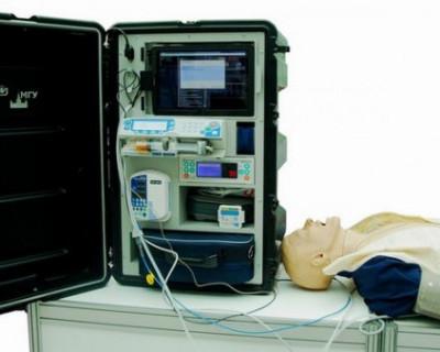 В России разработали «робота-медсестру»
