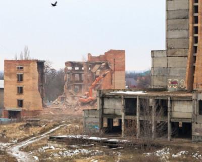 Строительная отрасль в России на дне?