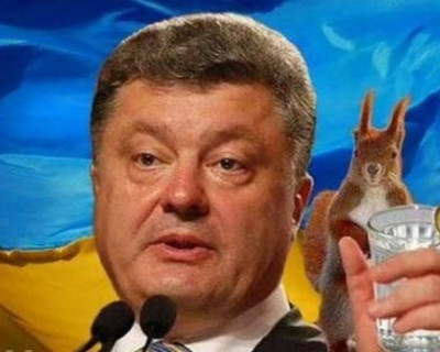 Порошенко решил провести победоносную операцию в Крыму