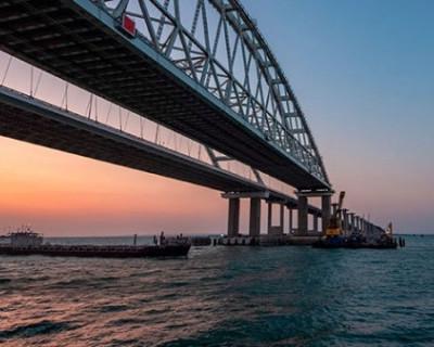 Стало известно, сколько простоит Крымский мост