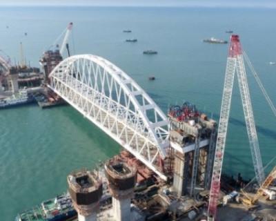 Сколько стоили «золотые пиночки» при строительстве Крымского моста